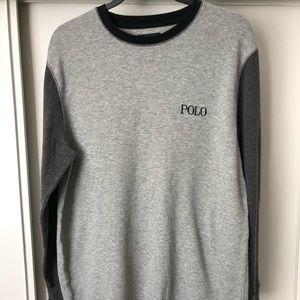 POLO-Ralph Lauren Thermal Long Sleeve sz XL